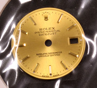 Rolex Datejust dial 20mm