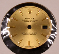 Rolex Datejust 19,88mm gold