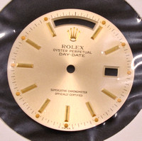 Rolex Day-Date 28,65mm beige