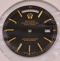 Rolex Day-Date 28,60mm black